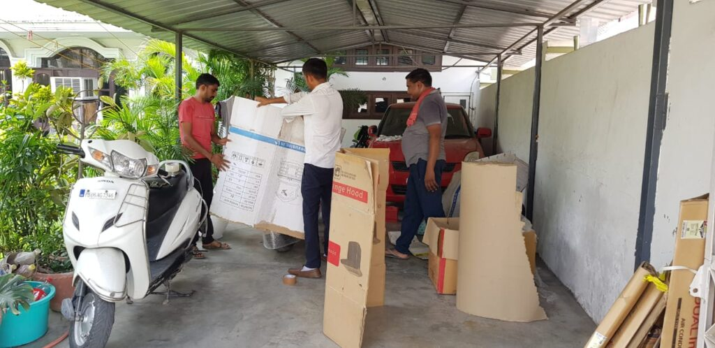 Packers and Movers Byculla